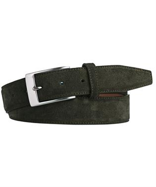 BELT SUEDE ARMY
