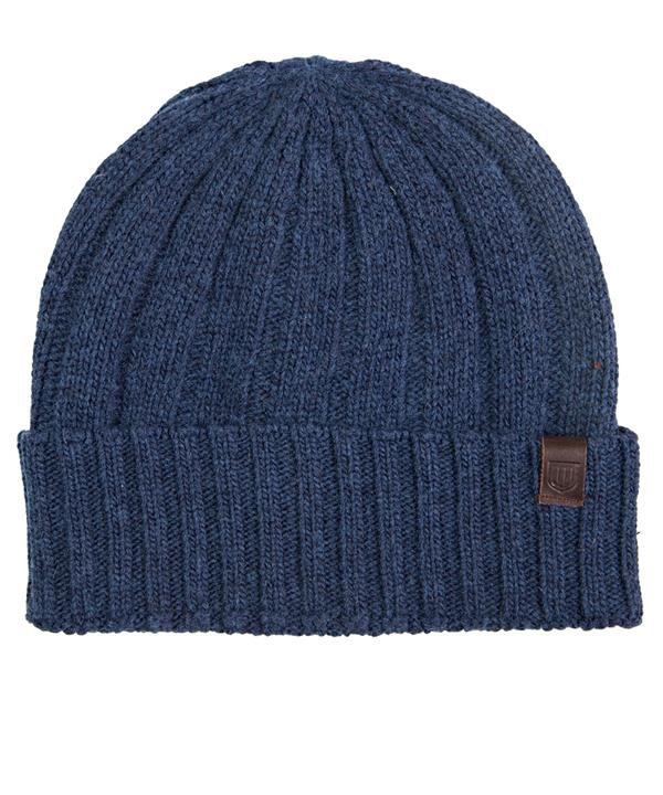 HAT INDIGO SOLID