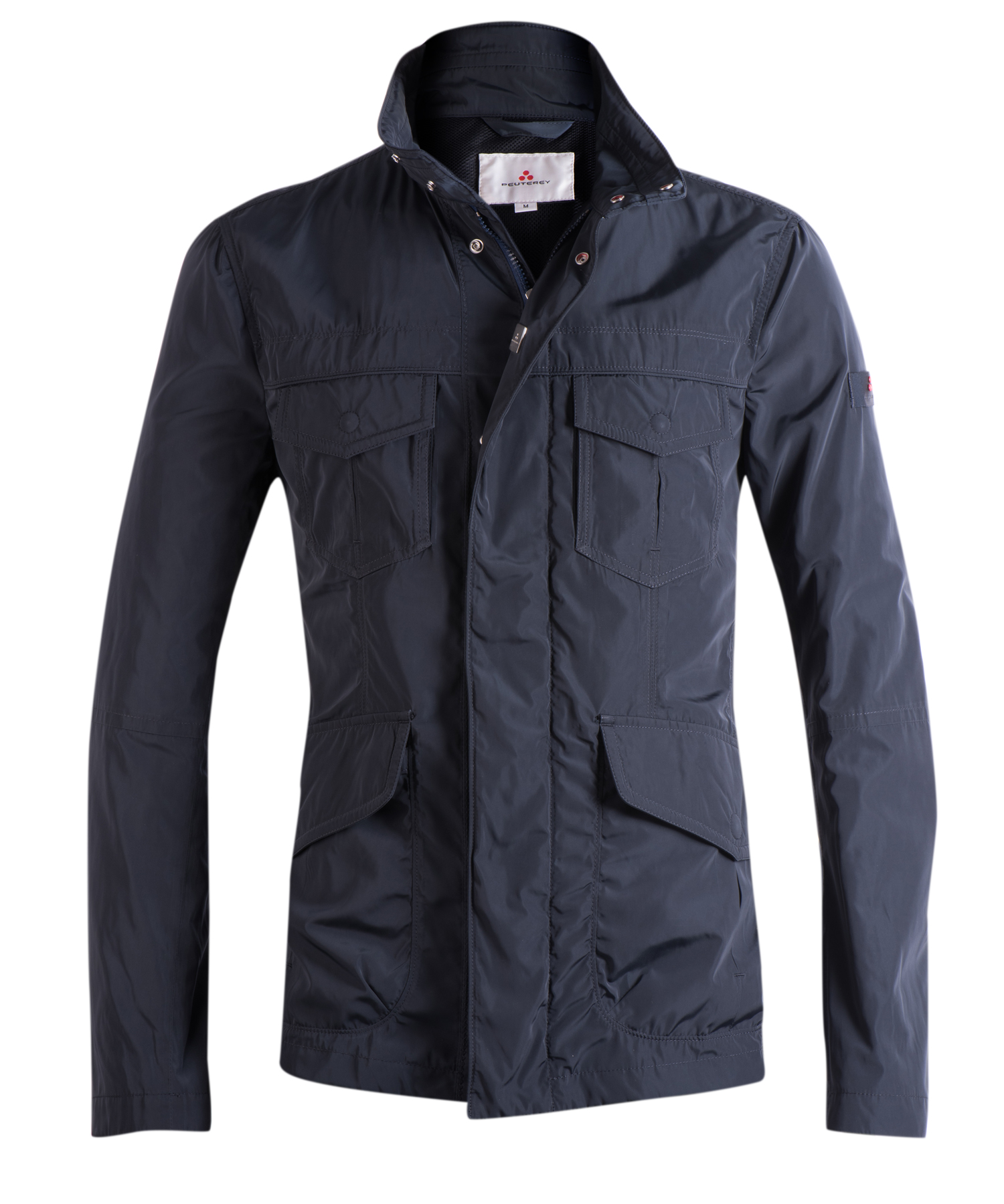 Uitgelezene Navy Peuterey Fieldjacket Model Metal - GB 215 Navy FT-71